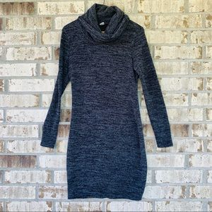 Old Navy sweater dress gray size XS
